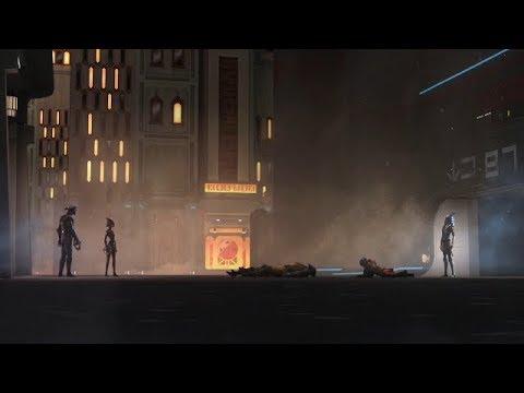 Асока Тано Vs Седьмая Сестра и Пятый Брат!Битва!Star Wars Rebels!