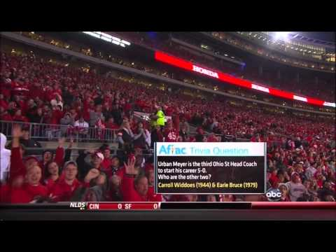Week 6 - tOSU vs Nebraska - October 6, 2012