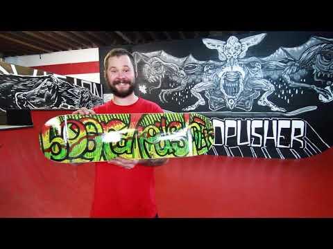 A New Way to Create a Custom Skateboard at BoardPusher.com