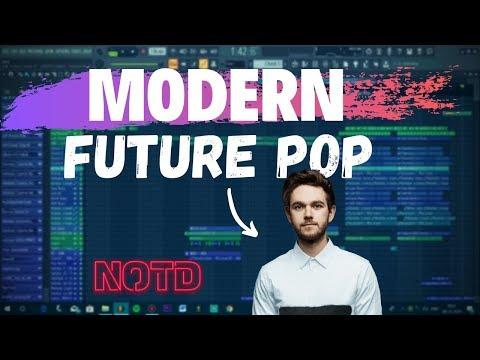 HOW TO MAKE FUTURE POP MUSIC -  FL Studio
