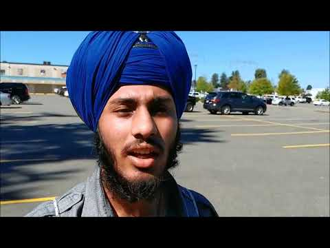 A Sikh Student in Surrey, Canada 2
