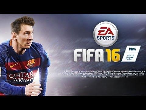 Fifa 16 Crack(Skidrow) V1.0 - YouTube
