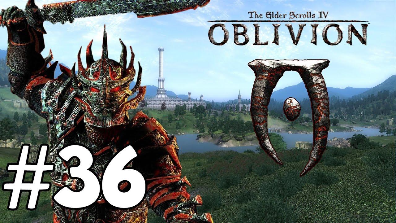 Oblivion Spiel
