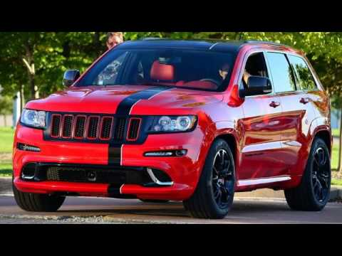 2017 Jeep Grand Cherokee Srt8 6 4 Liter Hemi V 8 Engine Review