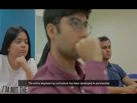Study Engineering At The Highest Ranked Australian University In Dubai