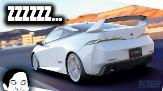 homepage tile video photo for The 2023 Acura Integra Might Be Boring