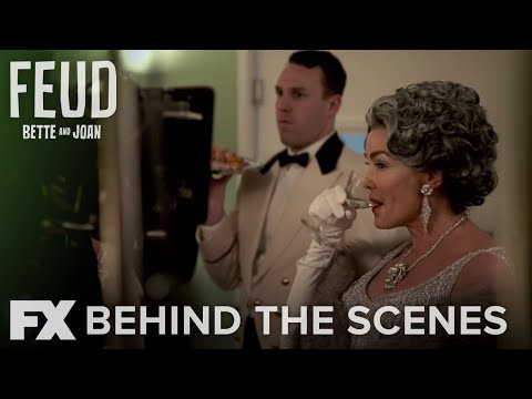 FEUD: Bette and Joan  Inside Season 1: Jessica Lange as Joan Crawford  FX