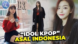 Baixar Idol Asal Indonesia! Fakta Awal Dita Karang yang Debut sebagai Member Girl Group K-Pop