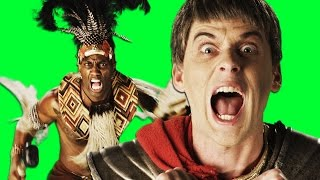Shaka Zulu vs Julius Caesar. Behind the Scenes of Epic Rap Battles of History thumbnail