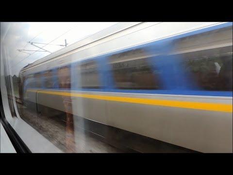 22/4/2014 KTM ETS EG07 Ipoh - Kuala Lumpur Train Ride