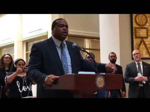 State representative calls for marijuana legalization