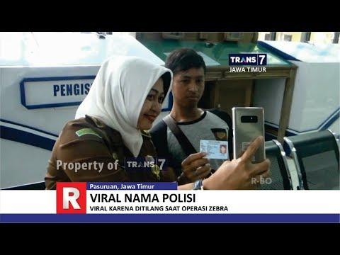 TRANS7 JATIM - Viral!! Polisi Ditilang Polisi di Pasuruan