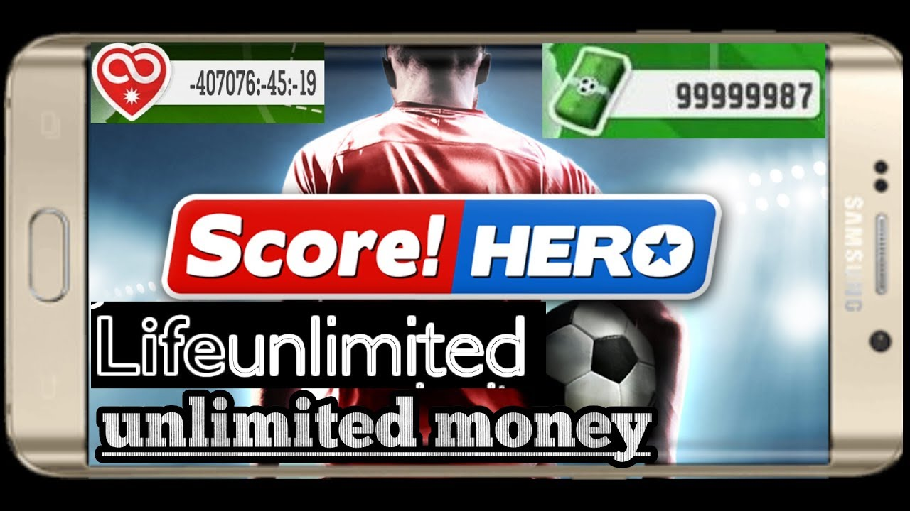 DOWNLOAD SCORE HERO 1 72 HACK MOD APK UNLIMITED MONEY + ENERGY APK FOR  ANDROID