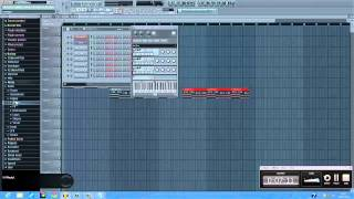 Tutorial # 1 Come fare un beat di Rap con fl studio 11