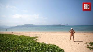 Nach fast 30 Jahren: Japaner wird von einsamer Insel geworfen