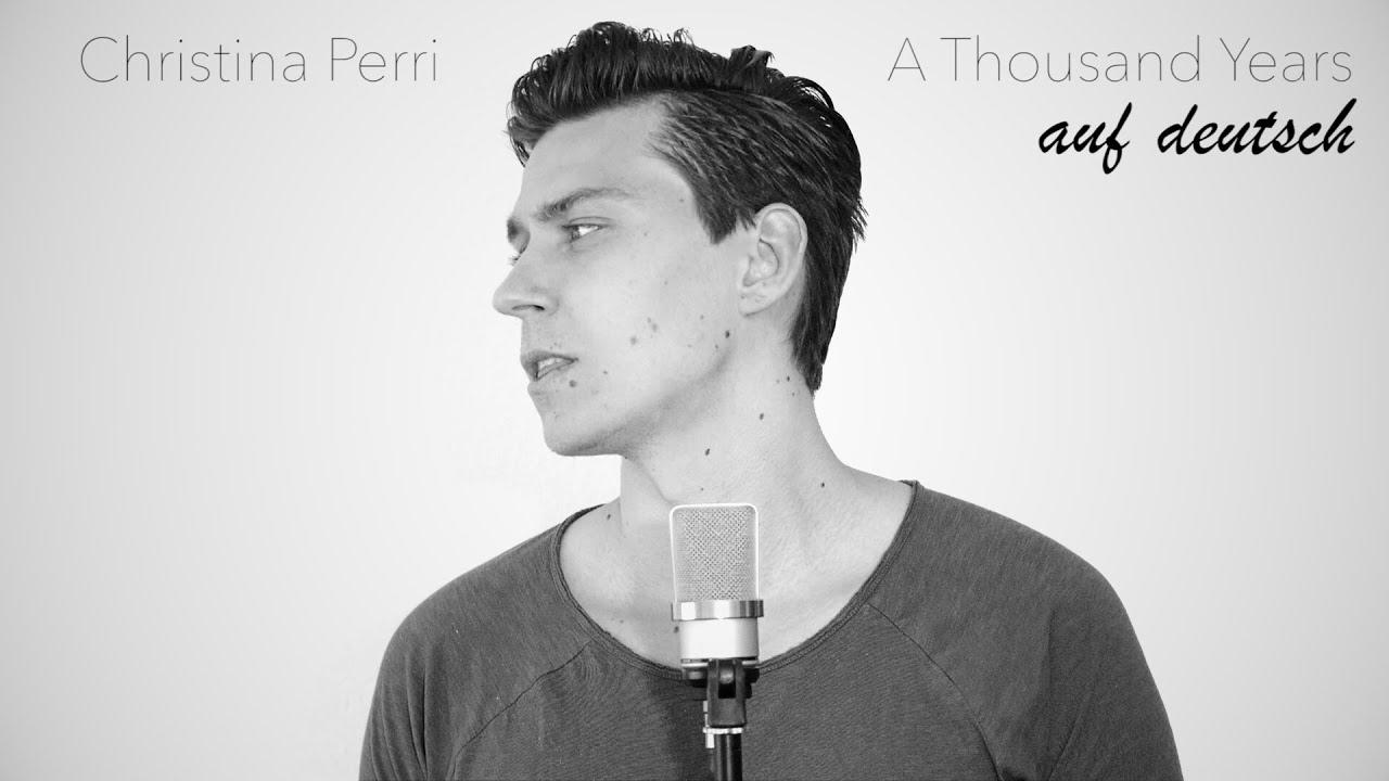 Christina Perri A Thousand Years Auf Deutsch Twilight Youtube