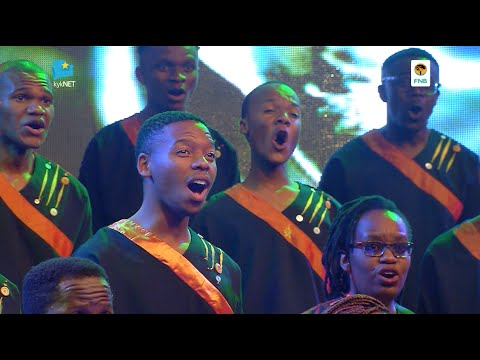 Varsity Sing: I Will Lift Up Mine Eyes