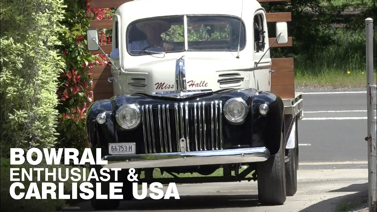 Bowral Enthusiast & Carlisle USA Chevrolet Nationals: Classic Restos - Series 45