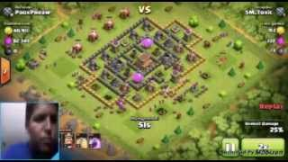 "Ep8 Clash of Clans ""No What a waste"""