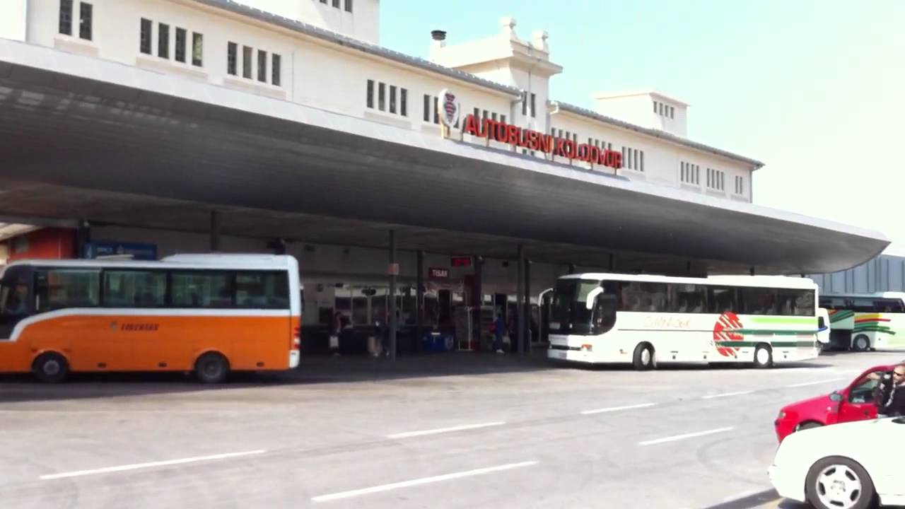 Dubrovnik Main Bus Station
