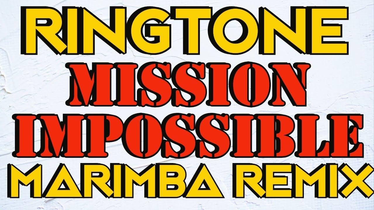 Mission impossible ringtone