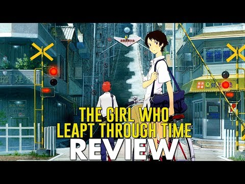 Mamoru Hosoda - THE GIRL WHO LEAPT THROUGH TIME (2006) Review [ACS2]