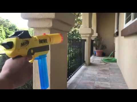 Nerf Fortnite Pistol Mod (Talon mag)