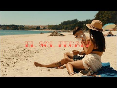 PROK - EL SOL PEGABA (PROD BLASFEM) VIDEOCLIP  #ROJOYNEGRO 🔴⚫