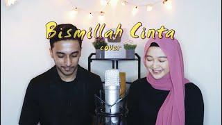 Bismillah Cinta - Ungu & Lesti COVER by Indah Aqila ft Aziz Hedra
