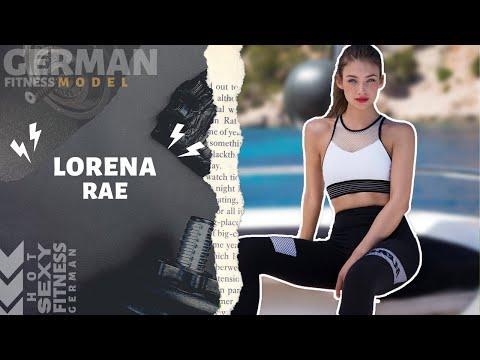 Lorena Rae | Sexy German Fitness Model