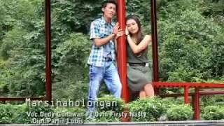 Marsihaholongan Dedy gunawan feat Ovhy fristy (Official Music Video)