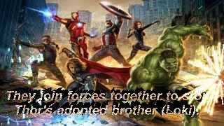 The Avengers Origins