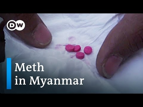 Myanmar: Meth capital of the world | DW News