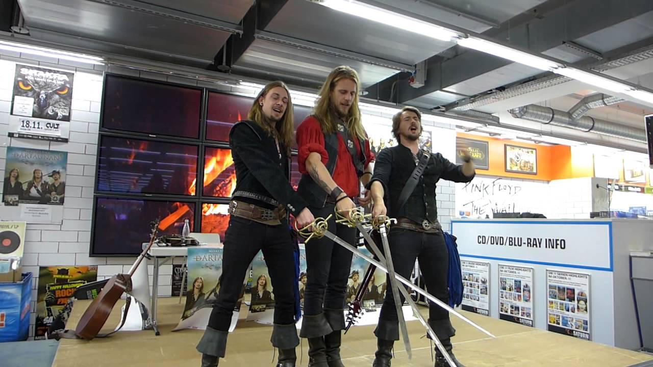 dartagnan musketiere