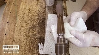 Make A Bottle Opener Handle On The Lathe -- Part 2 Turn And Finish