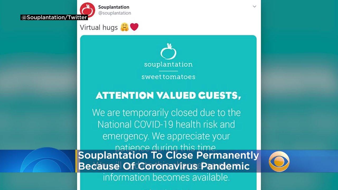 Souplantation To Close Permanently Because Of Coronavirus ...