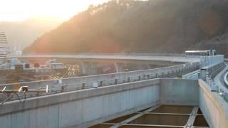 釜山都市鉄道4号線4000系古村駅到着 Busan Rapid Transit Line4