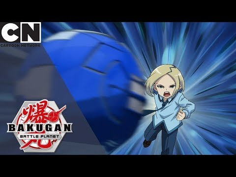 Bakugan: Battle Planet | Controlling The Bakugan | Cartoon Network UK