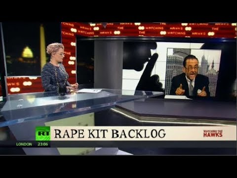California's Forgotten Rape Kits, Again