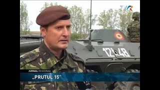 """Jurnalul Regional TVR Iasi - """"Prutul 15"""""""