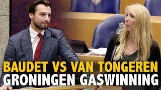 Baudet vs GroenLinks over Groningen