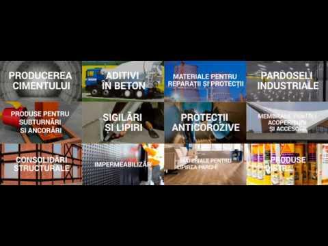 Promo Video for Building Trust SIKA Moldova company