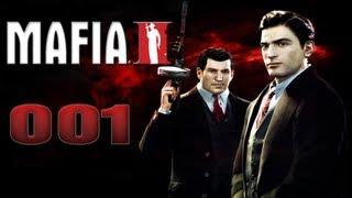 Mafia 2 - Let's Play Mafia 2 #001 [German] (PS3)