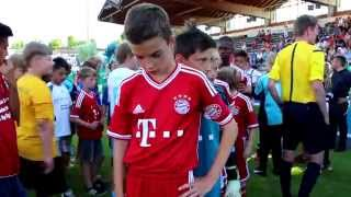 Merkur CUP 2014 - 20-jähriges Jubiläum - Rekordsieger Bayern feiert Jubiläums-Coup