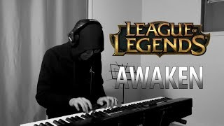 2019 League of Legends Cinematic O.S.T - Awaken EPIC PIANO & CAJON cover by Elijah Lee