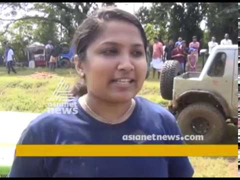 Off-road drive rally at Bhoothathankettu to raise fund for Kerala flood relief