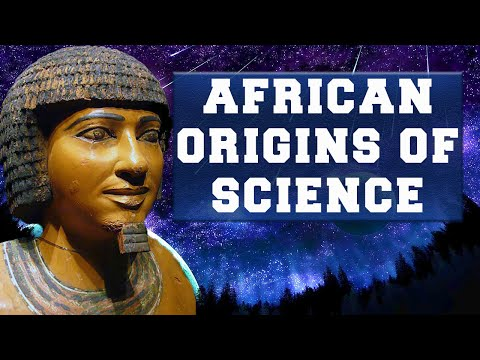 Dr Charles Finch   African Origins Of Science & The Cosmic Shift