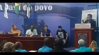 Pr. Cláudio Barrozo faz denúncias na Câmara de Vereadores de Belford Roxo
