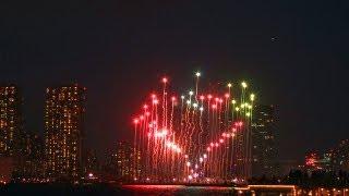 東京湾大華火祭 2012年ダイジェスト 7分間編