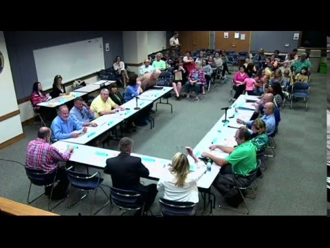 Joint meeting between Alexander County Board of Commissioners & Board of Education